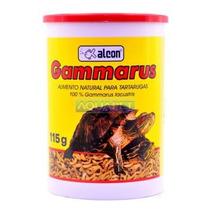 Ração Para Répteis Gammarus Russo Alcon 115g - Aquapet