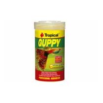 Ração Tropical Guppy 20g Flakes - Lebiste