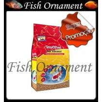 Tetra Koi Vibrance 3,750 Kg Pacote Grande Fish Ornament