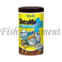 Ração Tetra Min Tropical Flakes Plus 12g Fish Ornament