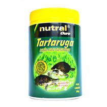 Ração Tartaruga Tigre D`água Em Sticks Nutral Ouro 300 G