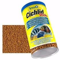Ração Tetra Cichlid Sticks 75 Gr