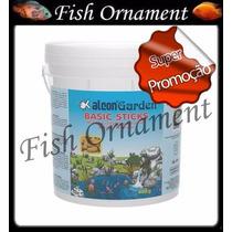 Ração Alcon Carpas Basic Sticks 400 Gramas Fish Ornament