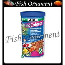 Ração Carpas Jbl Pond Coloron 440g Fish Ornament