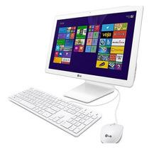 Pc All In One Lg 21,5 Intel Quad Core 2,16ghz 4gb 500gb