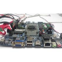 Placa Mae All In One Cce Solo A45 Com Memoria De 4gb + Wifi