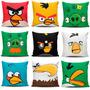 Almofadas Personalizada - Angry Birds