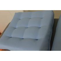 Assento De Cadeira Futon Com Ziper.