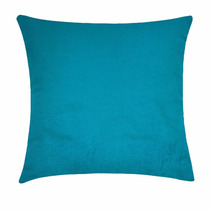 10 Capas Para Almofada 43x43 Suede Decorativa Coloridas Sofa