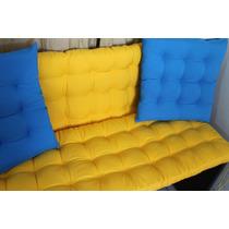 Assento De Cadeira Futon Com Ziper 1,00 X 0,47 X 07