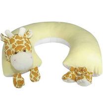 Almofada Para Amamentação Quarto De Bebê Girafinha 1 Peça