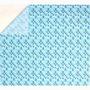 Tecido Adesivo Cruz Azul 1m Flok