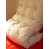 Colchonete Futon Dobrável Em S /sofá-cama/tecido Impermeável