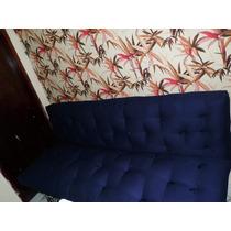 Sofá-cama Futon / Almofadão Para Pallets