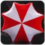 Almofada Resident Evil Umbrella Corporation Nova Lacrada