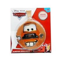 Almofada Barulhenta Do Mate Carros Disney Barulho De Pum