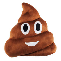 Almofada Emoji Emoticon Whatsapp Cocozinho