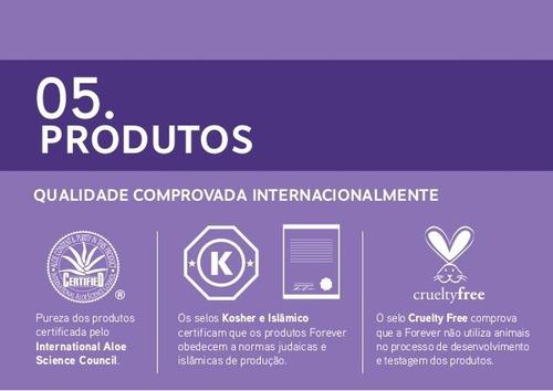Aloe Vera E Benefícios, Gel Babosa Forever Living - 1 Litro