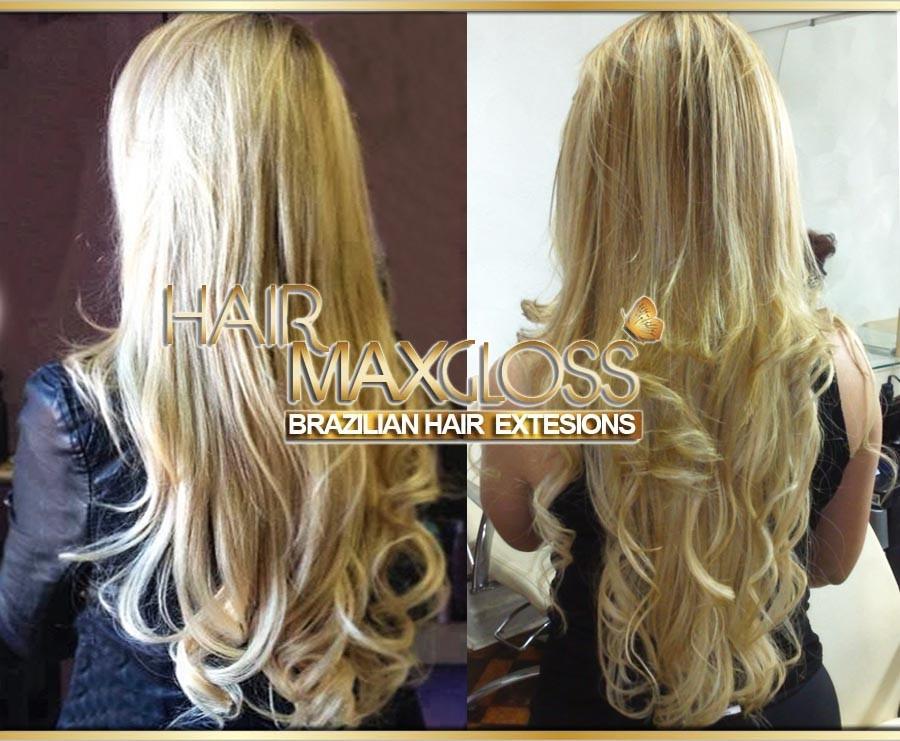 A preparação de cabelo decolouring da pessoa