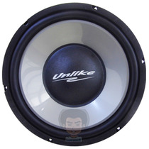 Subwoofer Unlike 10 Pol 160w Rms B Simples 4 Ohms Unf102 Bs