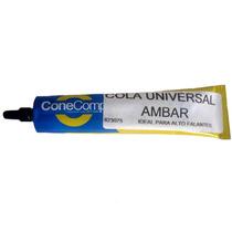 Cola De Borracha Preta-adesivo Para Reparo