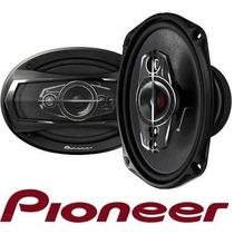 Auto Falante Pioneer 6x9 Ts-a 6995 S 600w Pronta Entrega