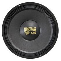 Woofer Eros Target Bass 4.5k 2250w Rms 18 Polegadas 4ohms