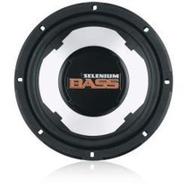 Alto Falante 10/ Selemiun Bass 10sw11advc Subwoofer