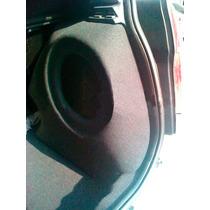 Caixa De Fibra Lateral Reforçada Fiat Idea (até 2014)