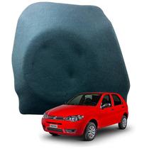 Caixa De Fibra Lateral Fiat Palio 2006 Até 2010