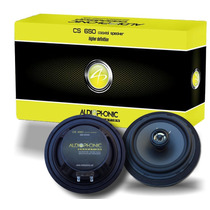 Par Alto Falantes Coaxial Audiophonic Cs 650 6 100rms(par)