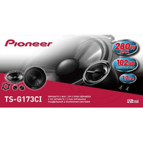 Kit 2 Vias Pioneer Ts-g173ci Alto Falante 6