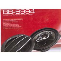 Alto Falante B.buster Bb-6994 6x9 2300w