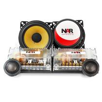 Alto Falante Kit 2 Vias 400-cs-3 Nar Audio 4 Polegadas 120w