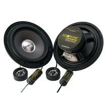 Kit 2 Vias Audiophonic 6 Pols 60w Rms 120w Par Ks 6.1