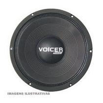 Alto Falante Voicer Khromus 12 100w Rms 8r Kit C/ Duas Unids