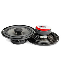 Alto-falante Coaxial 6 Pols Nar Audio 600-cx-1 (100w Rms)