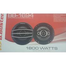 Alto Falante B.buster Bb-1694 6 Pol. 1800w