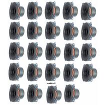 24 Alto Falante 2,5 Polegadas Para Mini Line Array
