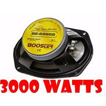 Alto Falante Booster 6x9 Bs-6995s Pronta Entrega 3000 Watts
