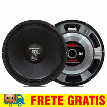 Woofer Snake Cobra 12 600w Rms Stx612 Tp Eros Ultravox Hard