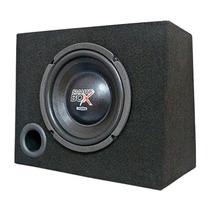 Caixa Selada Boog Pop Box 120w Rms Universal