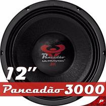 Auto Falante Ultravox Pancadão 3000 3k 12
