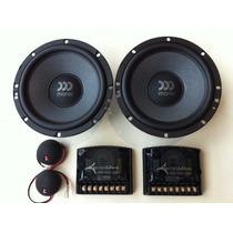 Kit 2 Vias (componente) Morel Tempo Ultra 602 6 240wrms