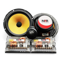 Alto Falante Kit 2 Vias 650-cs-3 Nar Audio 6 Polegadas 120w