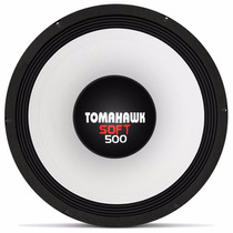 Falante Woofer Tomahawk Soft 15 Pol 500w Tp Eros Ultravox Dd