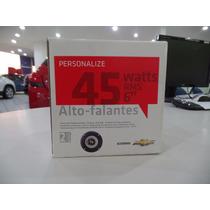 Kit Par Alto Falante 6 45w Rms Original Gm Classic Prisma