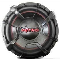 Subwoofer Alto Falante Spyder Nitro G4 Novo 700 Rms B. Dupla