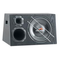 Caixa Selada Amplificada Trio Hinor Box 1000 100w Rms