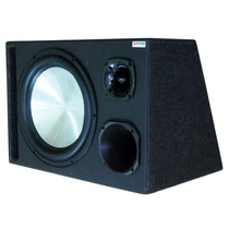 Caixa Som Trio Sub 15 + Corneta + Super Tweeter 650 Watts